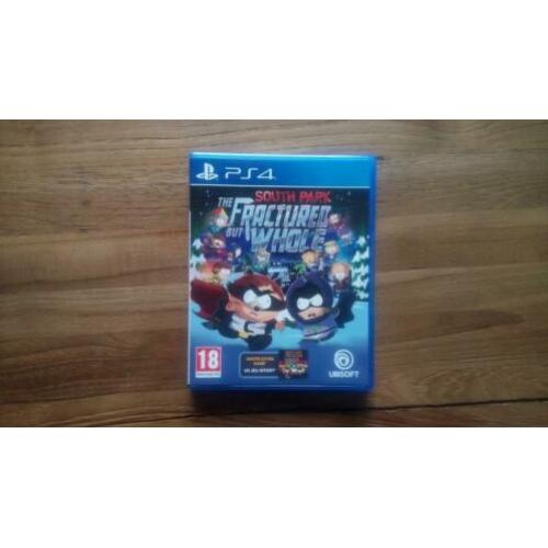 South Park: The Fractured But Whole - PS4, compleet