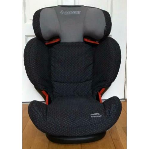 Maxi Cosi Rodifix (isofix) Crystal Black ( Airprotect )