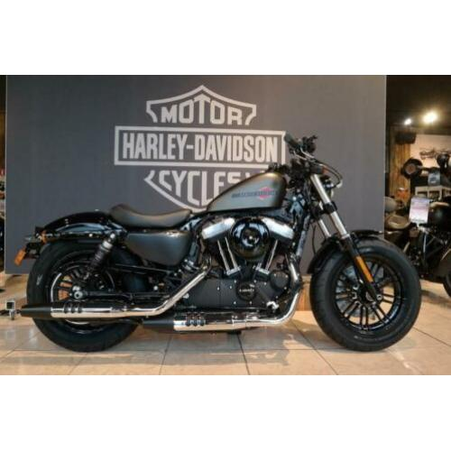 Harley-Davidson XL1200X Forty Eight (bj 2020)