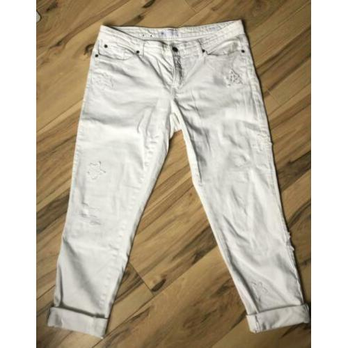 Cambio offwhite maat 42