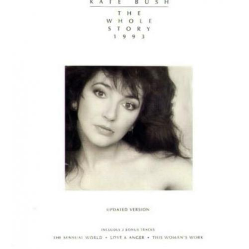 Kate bush dvd the whole story