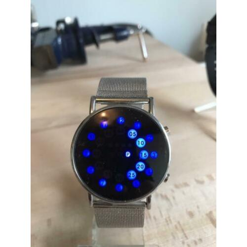 Ledwatch horloge